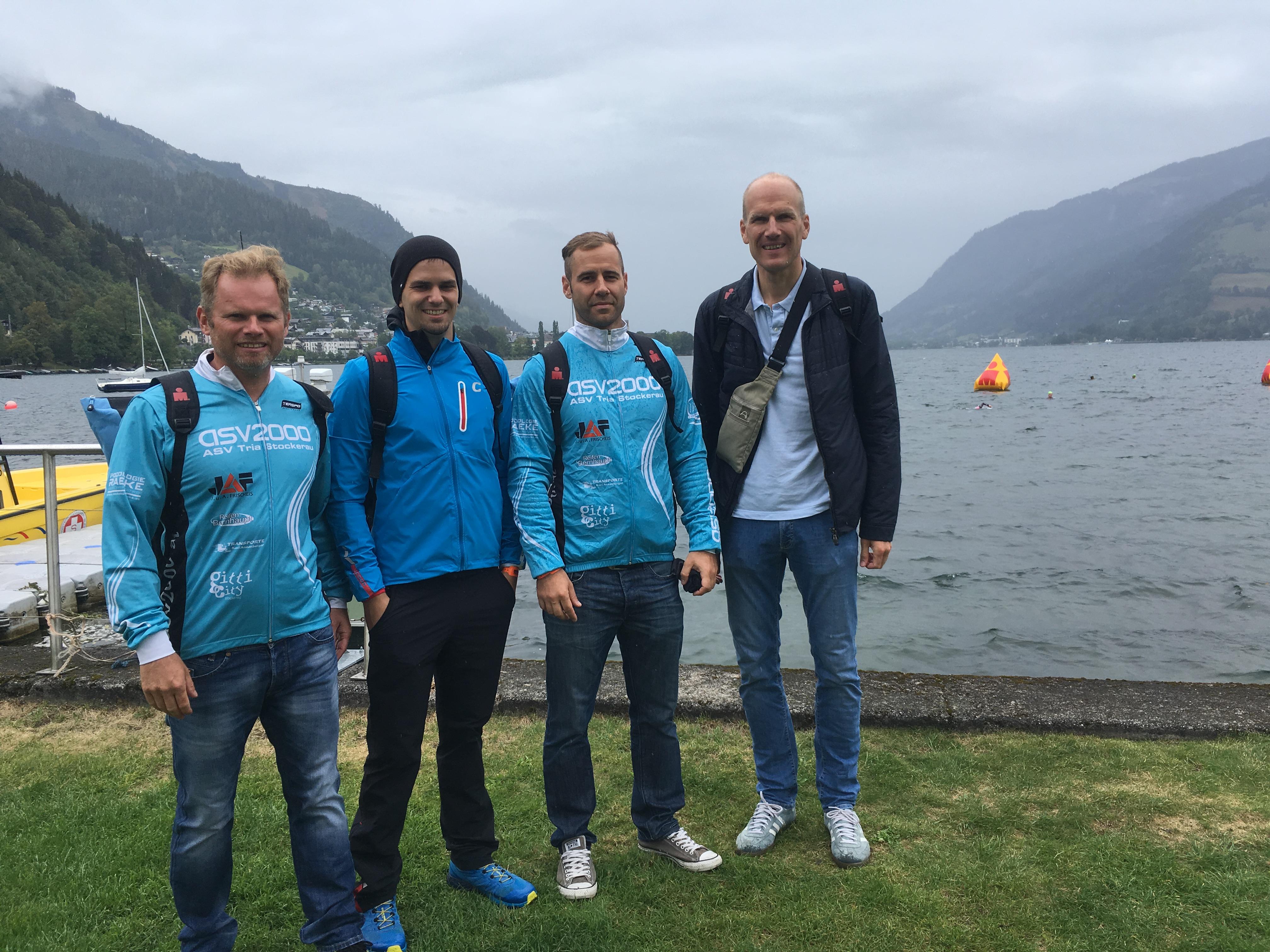 Ergebnisse KW 34: Ironman 70.3 Zell am See, Frauenlauf…